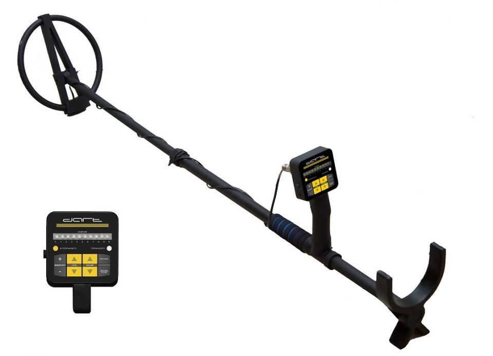 Металлоискатель Dart - F200 Yellow от Hobimd